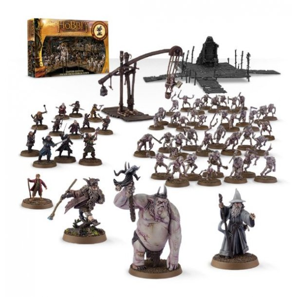 HOBBIT/LORD OF THE RINGS - The Hobbit: Escape from Goblin Town Limited Edition