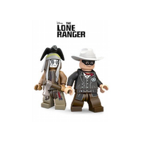 LEGO Disney The Lone Ranger