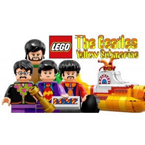 LEGO The Beatles