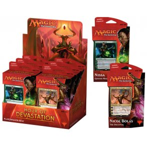 MAGIC THE GATHERING - Theme, Intro, Starter & Duel Deck